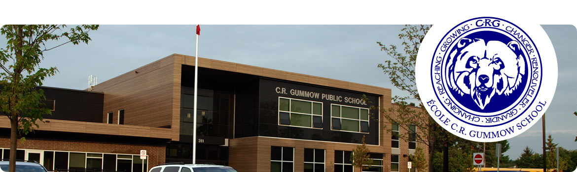Image of the front of the CR Gummow building with name