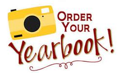 Yearbook sales open now!!